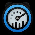 SleepFit  - Alarm & Sleep Log icon