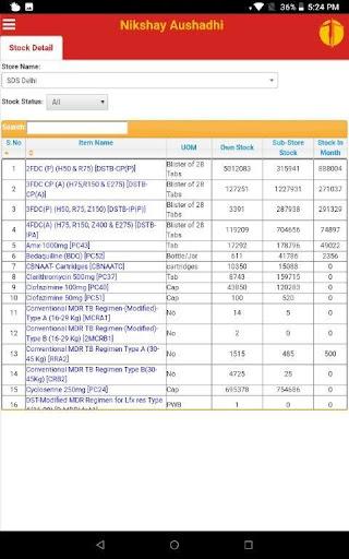 Nikshay Aushadhi 1.2.9 Screenshots 3