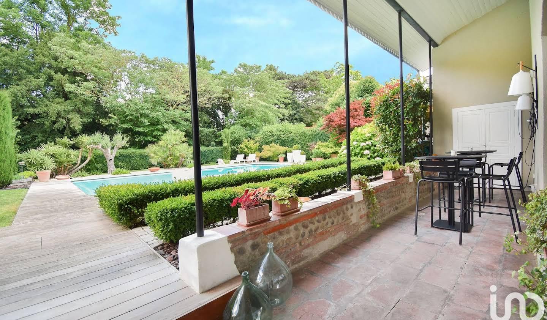 Maison avec piscine et terrasse Venerque