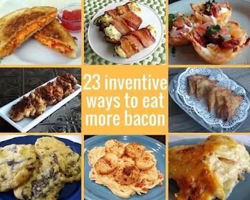 23 Inventive Ways to Eat More Bacon