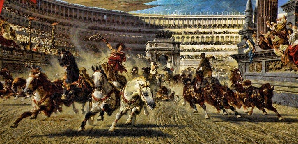 Ludi in Circus Maximus