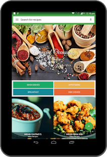 Indian recipes android apps on google play indian recipes screenshot thumbnail forumfinder Choice Image