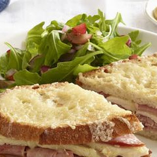 Broiled Turkey, Ham, and Cheese Sandwiches