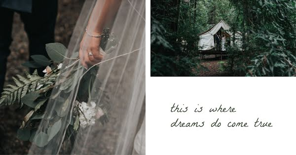 Dreams Do Come True - Wedding Template