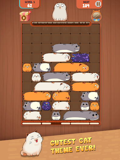 Haru Cats: Slide Block Puzzle filehippodl screenshot 17
