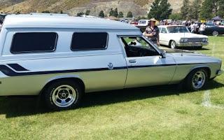 Holden Panelvan HZ Rent Southland
