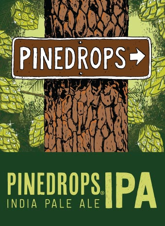 Logo of Deschutes Pinedrops IPA
