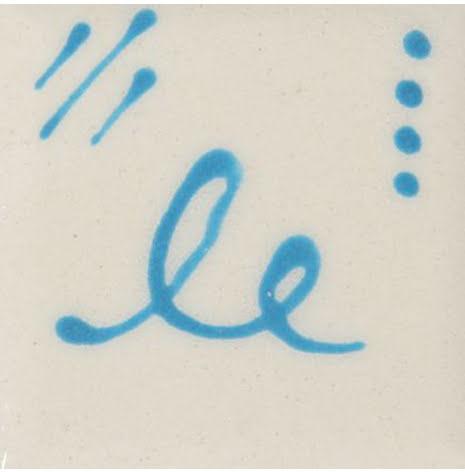 Designer Liner Light Blue