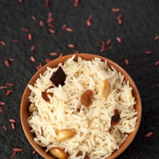 Bengali Mishti Pulao (Sweet Rice)