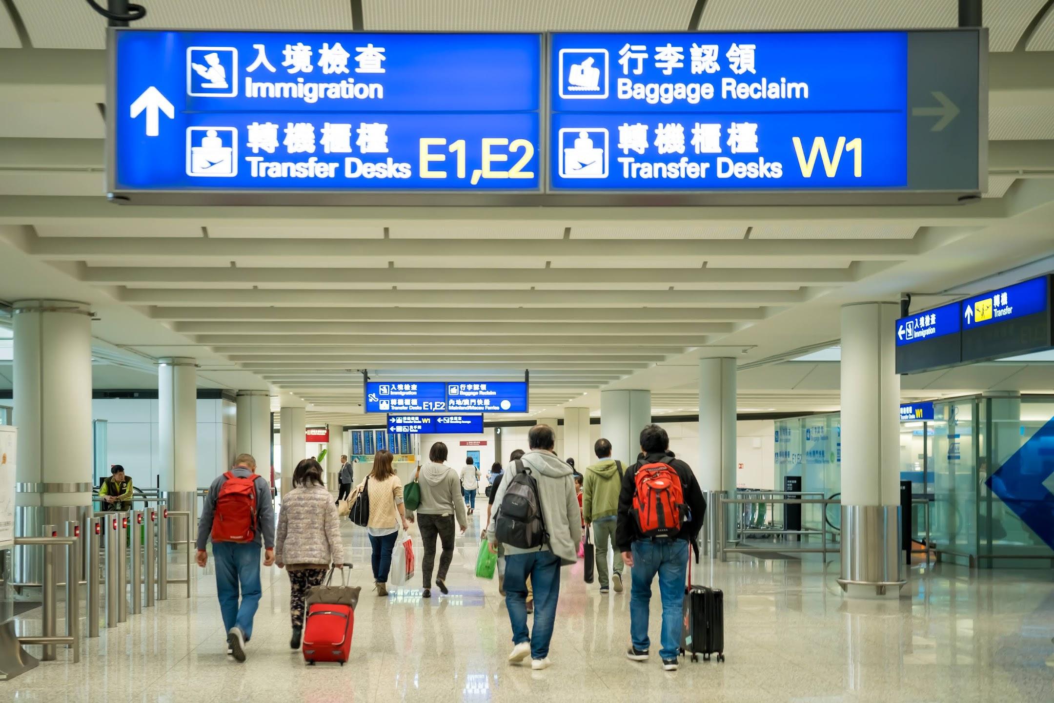 香港国際空港2