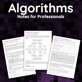 Algorithms Notes For Professionals