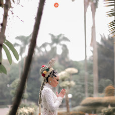 Wedding photographer Indro Kencana (Studiokencana). Photo of 09.01.2019