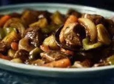 Beef Stew In  Your Crock Pot Recipe