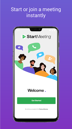 Start Meeting 4.3.1.1 screenshots 2