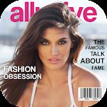 Magazine Cover Studio Icon