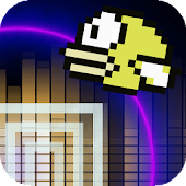Dubstep Floppy Bird - Beat Drop Sound Effect Game