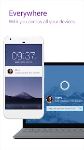 Cortana – Digital assistant- screenshot thumbnail