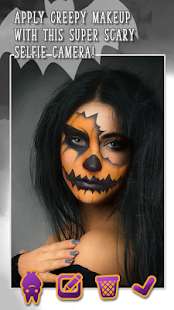 Scary Halloween Makeup Photo Editor - Android Apps on Google Play