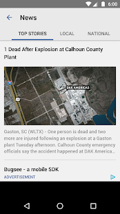 WLTX News19 Columbia- screenshot thumbnail