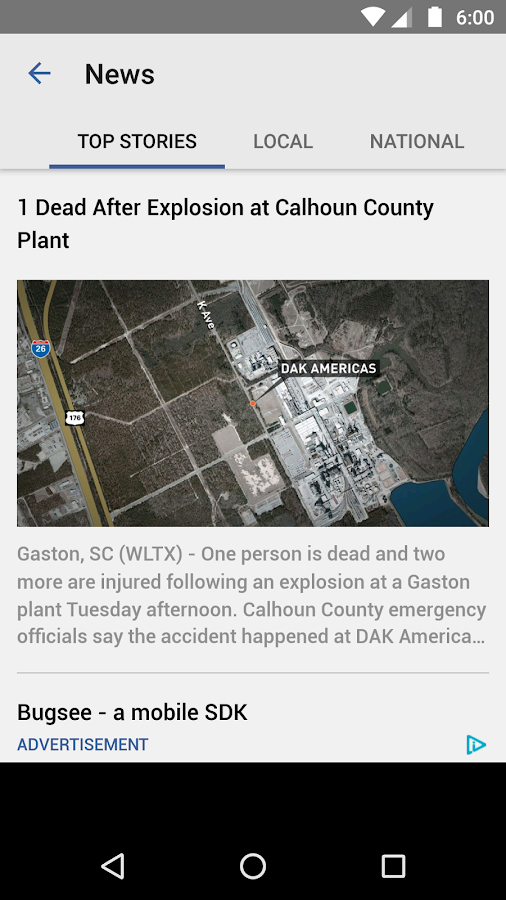 WLTX News19 Columbia- screenshot