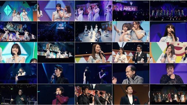 190420 (720p+1080i) 乃木坂46 Part – Mezamashi Live
