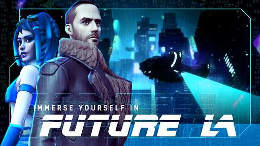 Blade Runner Nexus screenshot 6