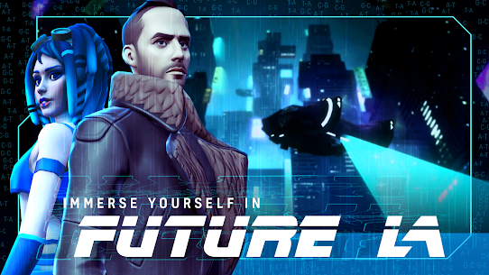 Blade Runner Nexus Apk Download For Android and Iphone 6