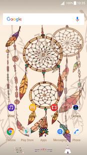 Tema | Native American | X - náhled