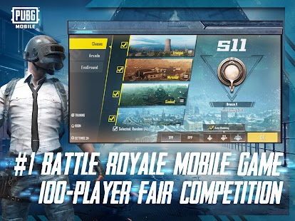 PUBG MOBILE Screenshot