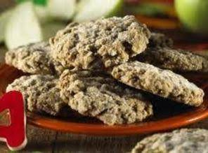 Apple Spice Cookies Recipe