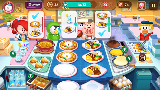 LINE CHEF 1.8.0.31 screenshots 8