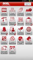 Screenshot of OOCL Lite