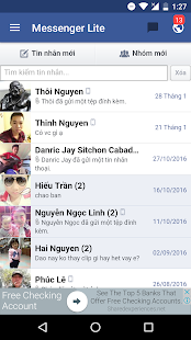 App Messenger Lite APK for Windows Phone