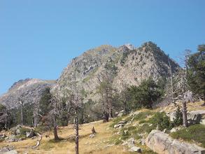 Photo: Serrat de les Esques et Pic de l'orri