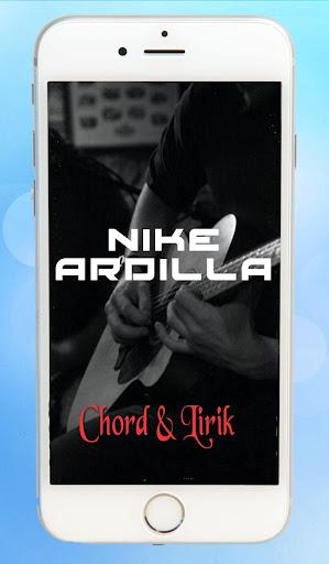 Nike Ardilla - Chord Lirik