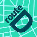 route D | Die Mitfahr-App für Düsseldorf icon