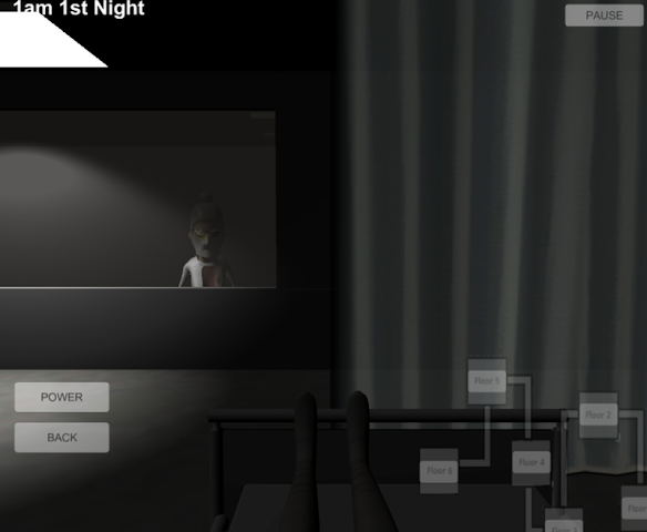 android Hospital of Darkness Screenshot 0