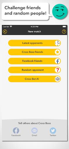 Cross Boss 1.8.00 screenshots 2