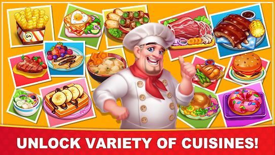Cooking Hot – Craze Restaurant Chef Cooking Games 5