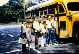 Photo: Chaney Bus 1959
