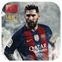Messi Wallpapers HD 4K APK icon