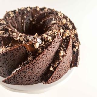 Peppermint Joe-Joe's Cake