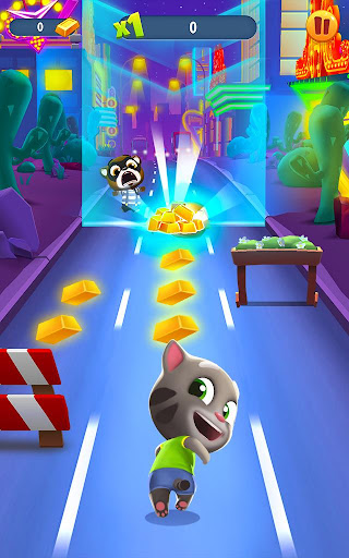 Talking Tom Gold Run 3D Game screenshot 11