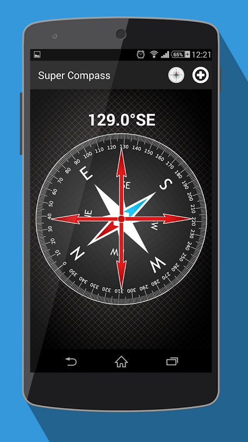 Compass for Android - App Free - Android Apps on Google Play