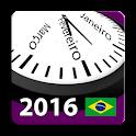 Brasil Calendário 2016