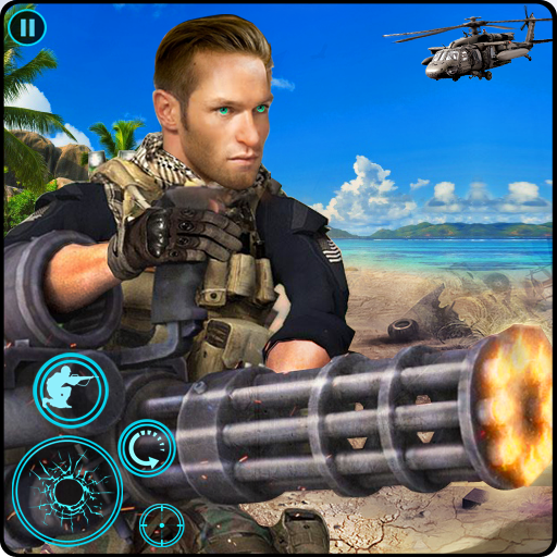 Island demolition ops : call of infinite war FPS APK indir