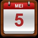 Nederland Kalender 2018 icon