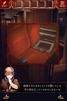 Escape Game night train apk screenshot