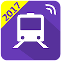 NYC Transit: MTA Subway, Rail, Bus Tracker icon