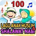 Lagu Anak Muslim & Sholawat Nabi Offline icon